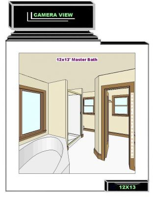 Master bathroom layouts 10x14 ask home design for 10x14 room design
